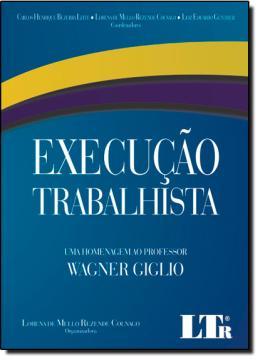 EXECUCAO TRABALHISTA - 01ED/15