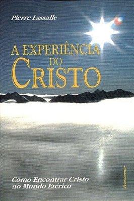 EXPERIENCIA DO CRISTO, A