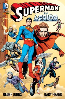 SUPERMAN E A LEGIAO DOS SUPER HEROIS