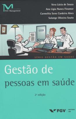 GESTAO DE PESSOAS EM SAUDE - 02ED