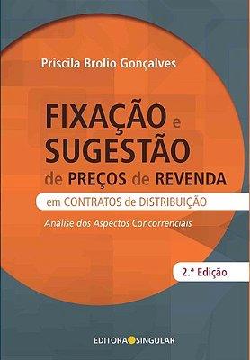 FIXACAO E SUGESTAO DE PRECOS DE REVENDA - 02ED/16