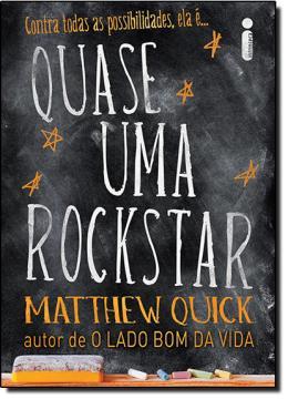 QUASE UMA ROCKSTAR