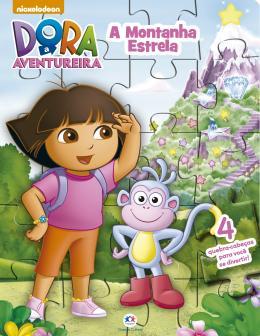 DORA AVENTUREIRA MONTANHA ESTRELA - QUEBRA CABECA