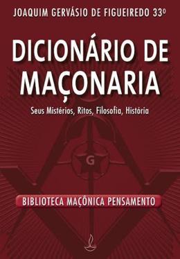DICIONARIO DE MACONARIA - 02ED.
