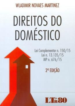 DIREITOS DO DOMESTICO - 02ED/16