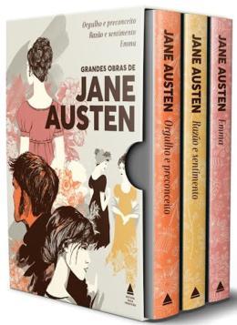 BOX - GRANDES OBRAS DE JANE AUSTEN