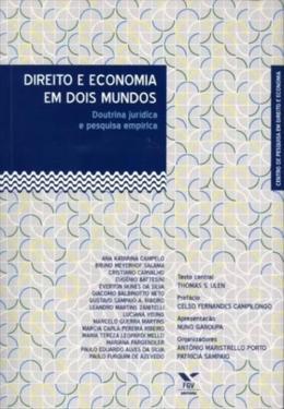 DIREITO E ECONOMIA EM DOIS MUNDOS