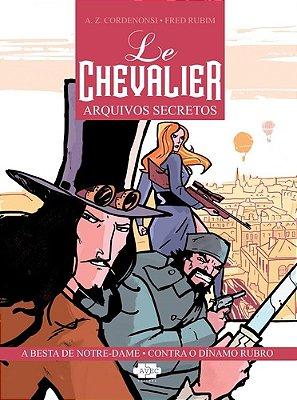 LE CHEVALIER - ARQUIVOS SECRETOS