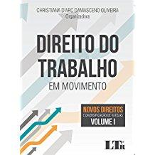 DIREITO DO TRABALHO EM MOVIMENTO VOL. I - 01ED/17