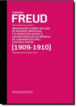 FREUD - VOL.09 - (1909-1910 ) OBSERVACOES