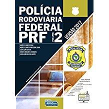 POLICIA RODOVIARIA FEDERAL-PRF - VOL.II - 01ED/17