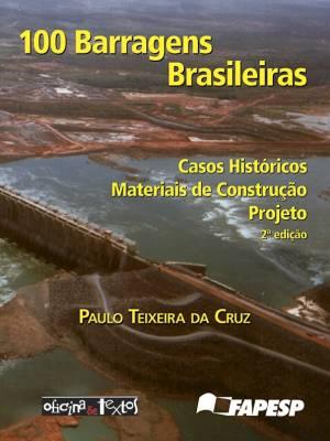 CEM BARRAGENS BRASILEIRAS - CAPA DURA