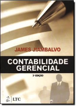 CONTABILIDADE GERENCIAL - 3º EDICAO