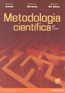 METODOLOGIA CIENTIFICA - 6ª ED