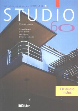 STUDIO 60 LIVRE DE L´ELEVE 1 AVEC CD