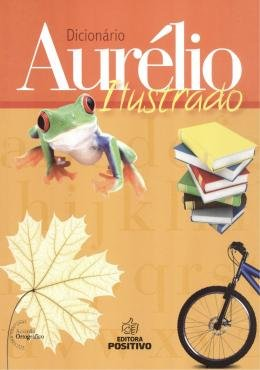 DICIONARIO AURELIO ILUSTRADO - 1ª ED