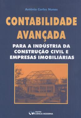 CONTABILIDADE AVANCADA - PARA A INDUSTRIA...