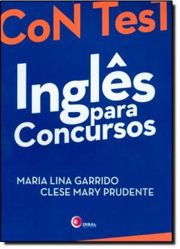 CON TEST -  INGLES PARA CONCURSOS