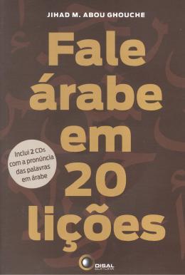 FALE ARABE EM 20 LICOES INCLUI 2 CDS