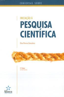 INICIACAO A PESQUISA CIENTIFICA