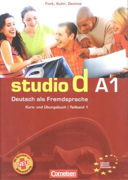 STUDIO D A1 - KURS/UB - CD  (1-6)  (TEXTO E EXERCICIO)
