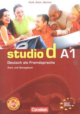 STUDIO D - GESAMTBAND 1 - KURS- UND ARBEITSBUCH BD.A1 - COL. STUDIO D