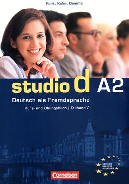STUDIO D A2 - KURS/UB+CD  (7-12)  (TEXTO E EXERCICIO)