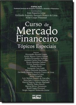 CURSO DE MERCADO FINANCEIRO - TOPICOS ESPECIAIS