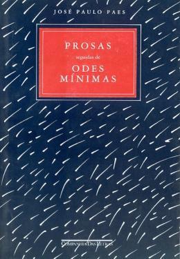 PROSAS SEGUIDAS DE ODES MINIMAS