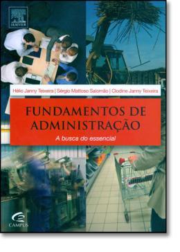 FUNDAMENTOS DE ADMINISTRACAO