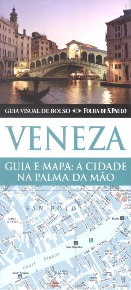 VENEZA - GUIA VISUAL DE BOLSO - 3ª ED