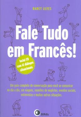 FALE TUDO EM FRANCES - INCLUI CD