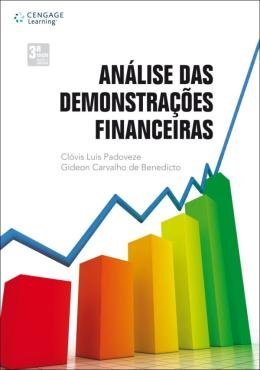 ANALISE DAS DEMONSTRACOES FINANCEIRAS  3ª EDICAO