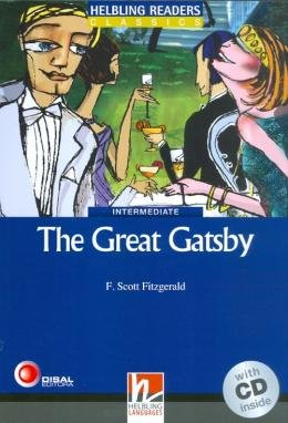 GREAT GATSBY WITH  CD