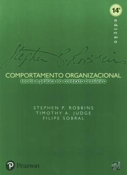 COMPORTAMENTO ORGANIZACIONAL - 14ª EDICAO