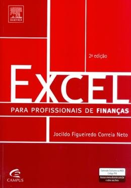 EXCEL PARA PROFISSIONAIS DE FINANCAS
