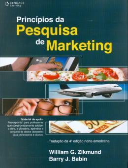 PRINCIPIOS DA PESQUISA DE MARKETING