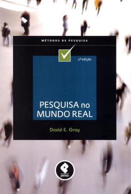 PESQUISA NO MUNDO REAL - 2ª ED