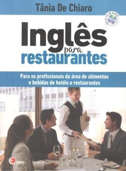 INGLES PARA RESTAURANTES  + CD-AUDIO