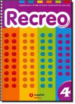 RECREO 4 - LIBRO DEL ALUMNO CON CD