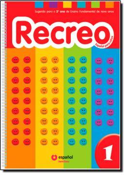 RECREO 1 - LIBRO DEL ALUMNO CON CD