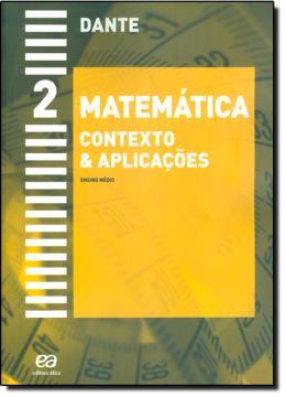 MATEMATICA - CONTEXTO E APLICACOES - VOL. 2 - 5ª ED