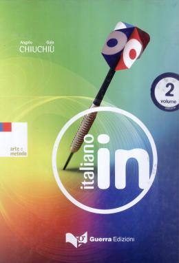 ITALIANO IN 2 B1 - LIBRO + CD AUDIO