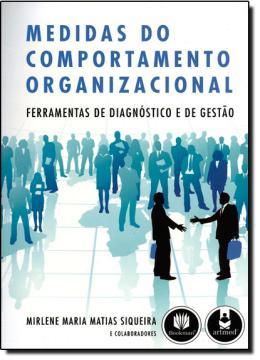 MEDIDAS DE COMPORTAMENTO ORGANIZACIONAL