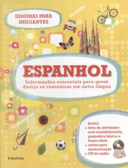 IDIOMAS PARA INICIANTES - ESPANHOL