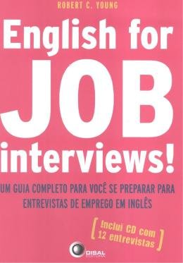 ENGLISH FOR JOB INTERVIEWS!  + CD-AUDIO