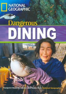 DANGEROUS DINING - AMERICAN ENGLISH - LEVEL 3 - 1300 B1