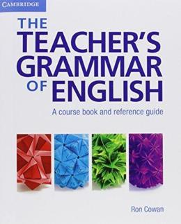 TEACHER´S GRAMMAR OF ENGLISH