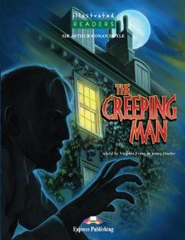 CREEPING MAN ILLUSTRATED WITH CD