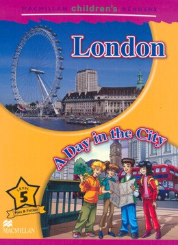 LONDON - A DAY IN THE CITY - LEVEL 5